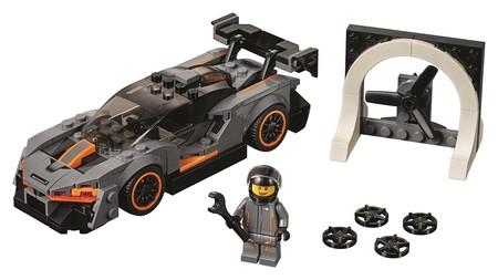 Mclaren Senna Lego Speed Champions 6