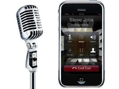 Voice Dial for iPhone, marcación por voz