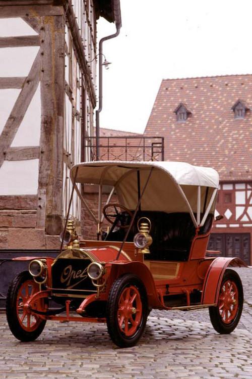 Foto de Logotipos históricos de Opel (3/36)