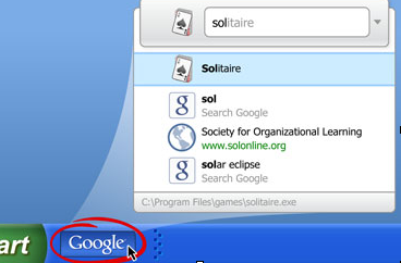 Google Toolbar 6 beta para Internet Explorer