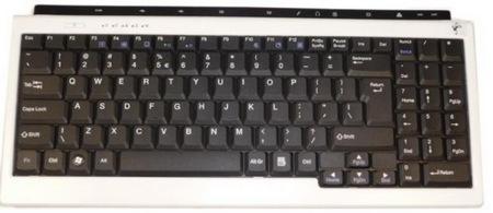 NorhTec Gecko Surfboard, el ordenador dentro del teclado