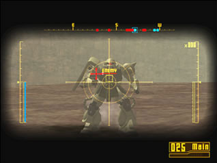 Varias capturas de Mobile Suit Gundam: MS sensen 0079 para Wii