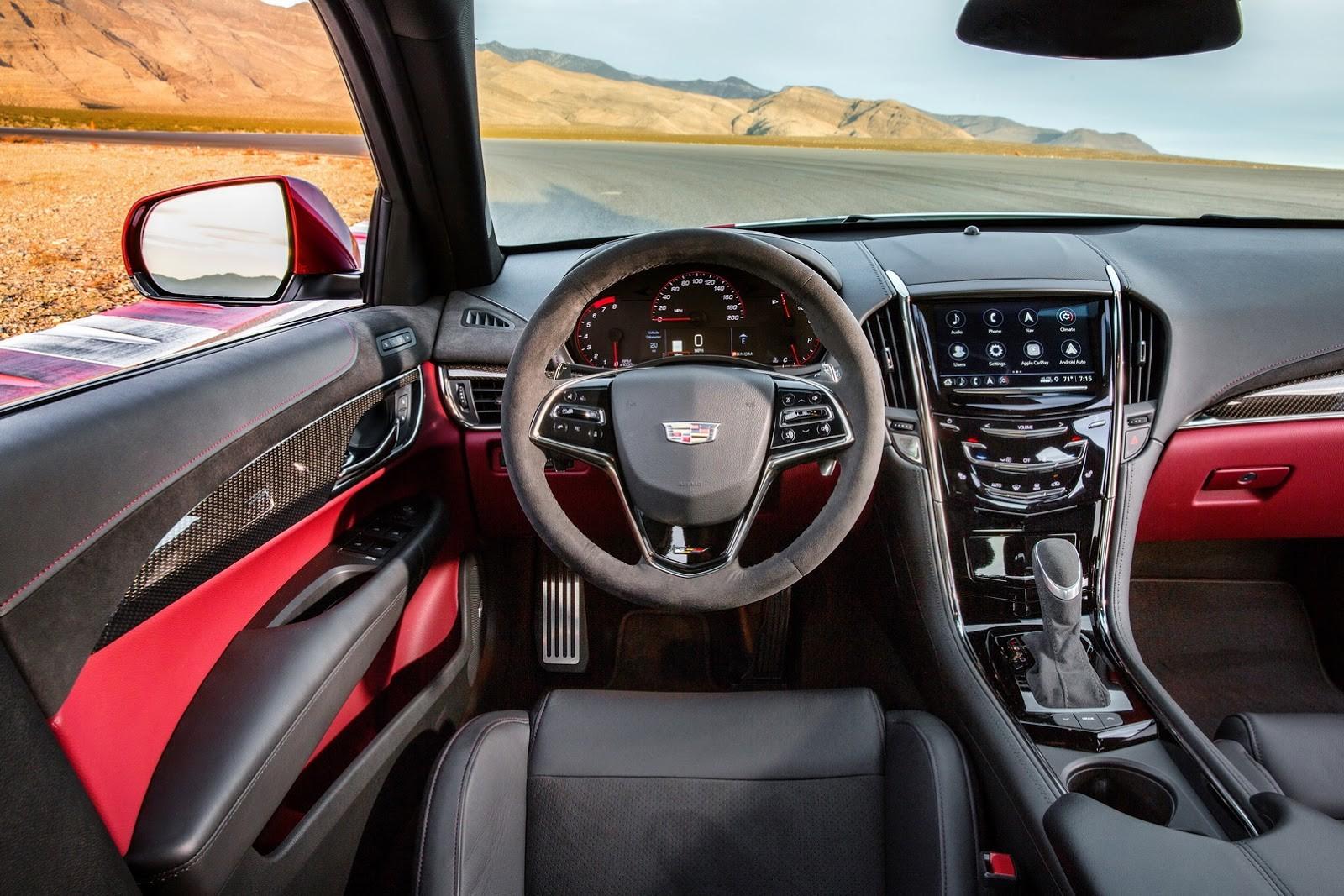 Foto de Cadillac ATS-V y CTS-V Chambipnchip Edition (14/14)