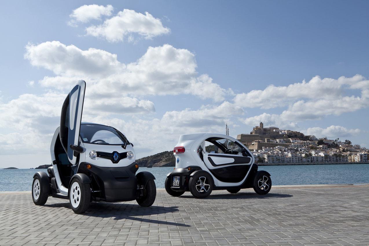 Foto de Renault Twizy Galería Oficial (1/31)