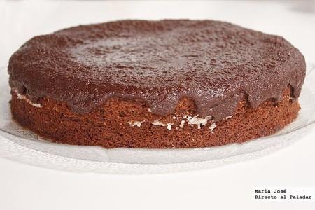 Bomba de chocolate, receta para amantes del chocolate