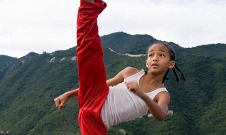 'The Karate Kid', el niño kung-fu