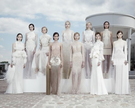Givenchy Alta Costura O/I 2011-12