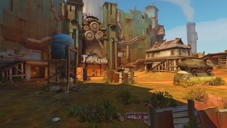 Overwatch nos da la bienvenida a Junkertown con un nuevo mapa de escolta