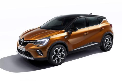 El nuevo Renault Captur ya está aquí: nuevo aspecto, tecnología y en 2020 también híbrido enchufable