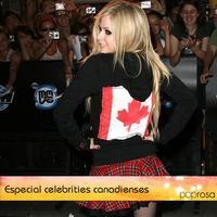 Especial celebrities canadienses