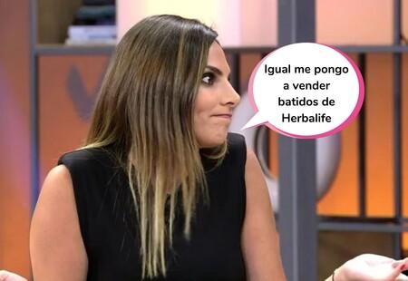 ¿Puede permitirse económicamente Irene Rosales dejar la televisión? Esta es ahora su única fuente de ingresos