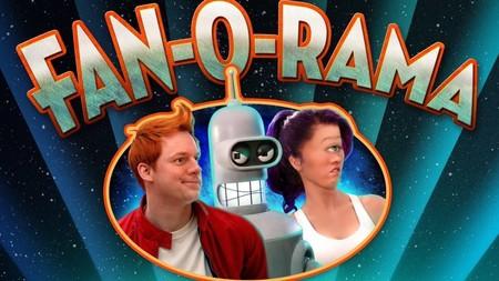 'Fan-O-Rama', la increíble película de 'Futurama' en imagen real hecha por fans, la imagen de la semana