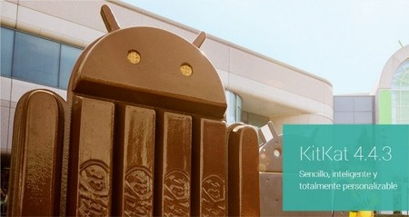 Android KitKat 4.4.3 es oficial