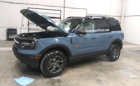 Ford Bronco Sport: El Escape todoterreno... ¡se ha filtrado antes de tiempo!