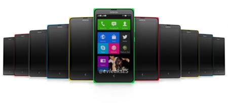 Otra imagen de Nokia Normady apunta a que  se podría hacer una realidad