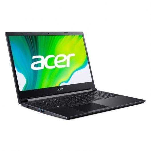 "Acer Aspire 7 A715-75G-59MG Intel Core i5-10300H/8GB/256GB SSD/GTX1650/15.6"""