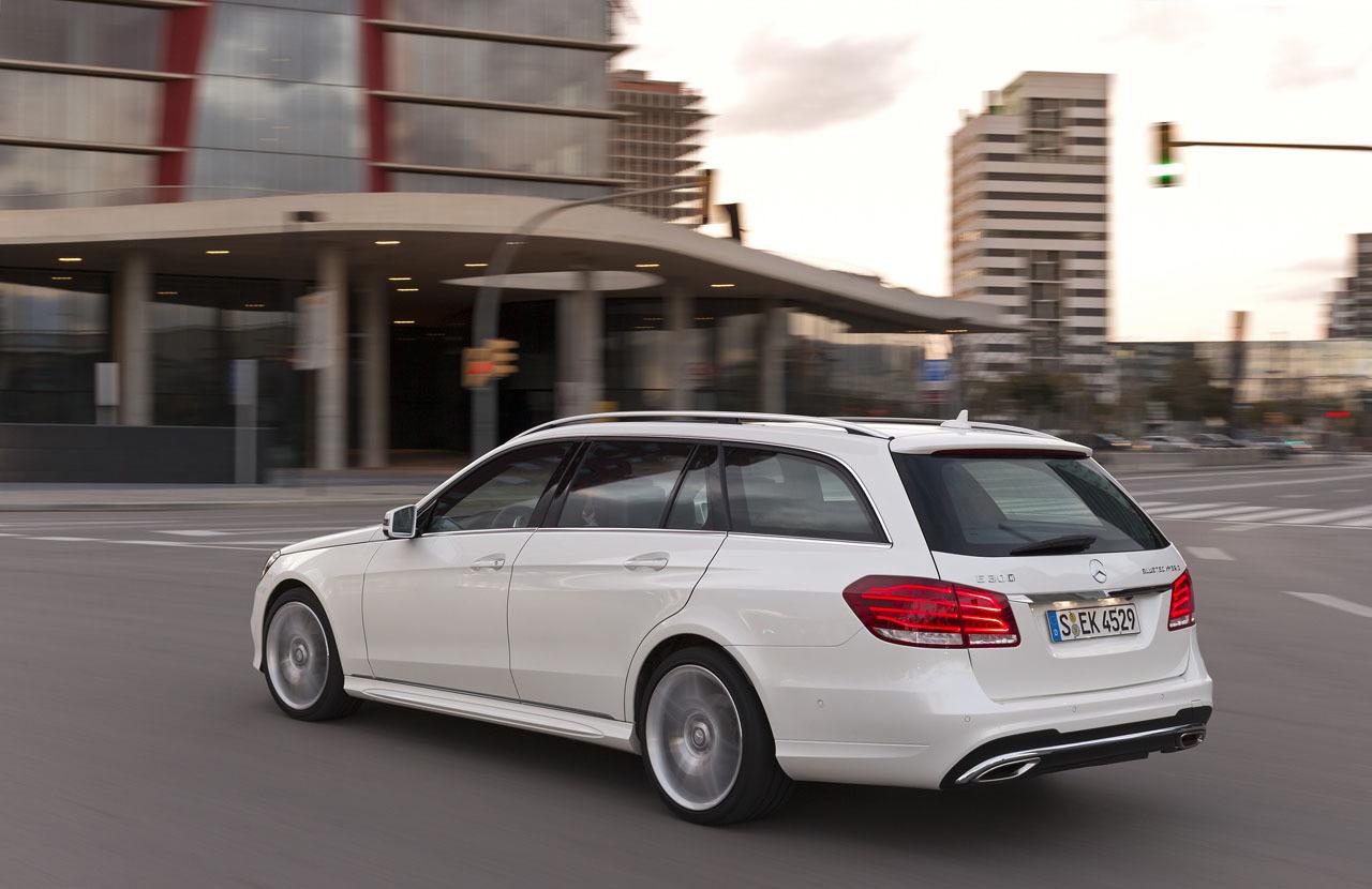 Foto de Mercedes-Benz Clase E 2013 (presentación) (31/48)