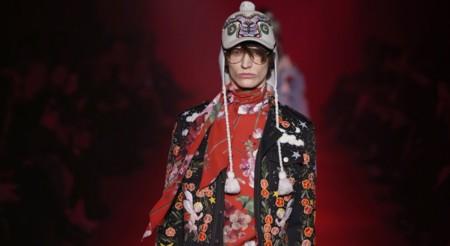 Gucci encabeza la tendencia de otoño