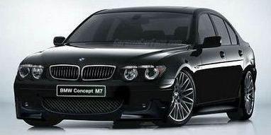 BMW M7 Concept: rumores, rumores...