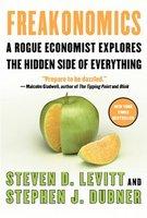 [Libros que nos inspiran] 'Freakonomics' de Steven D. Levitt y Stephen J. Dubner