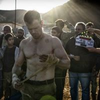 'Bourne 5', primera imagen de Matt Damon en el rodaje de la película en Tenerife