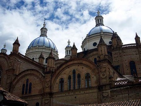 Cuenca, Patrimonio cultural de la Humanidad en Ecuador