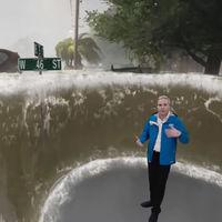 Cómo The Weather Channel aprovecha la realidad mixta y Unreal Engine para demostrar el poder destructivo de una tormenta
