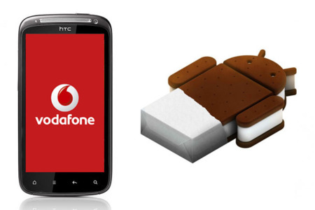 HTC Sensation (Vodafone) se actualiza a Ice Cream Sandwich
