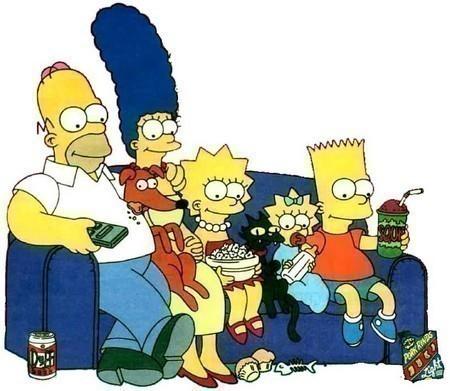 Se confirma que 'Los Simpson' tendrán su película de cine