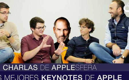 Nuestras keynotes, un repaso a la historia de Apple: Las Charlas de Applesfera