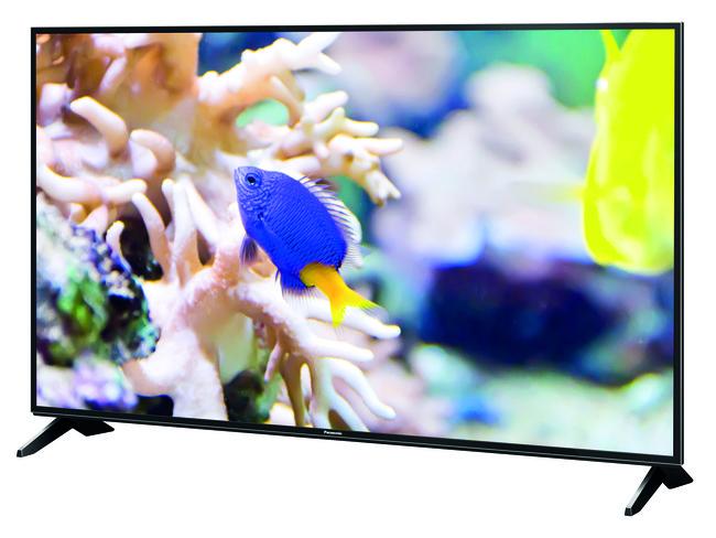 Panasonic Led Tv Fx600 Left Side