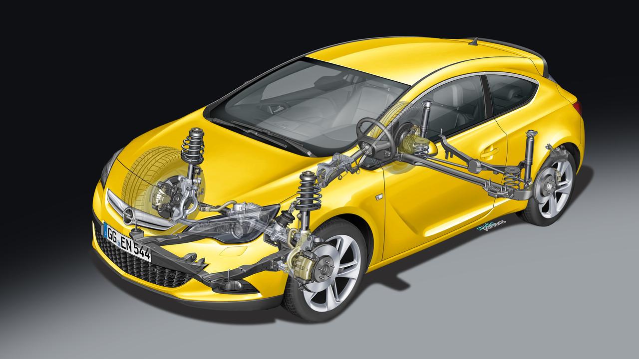 Foto de Opel Astra GTC (11/90)