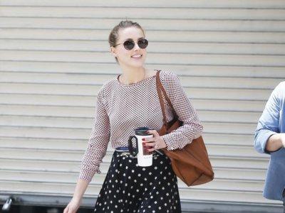 Ojo, que Amber Heard ya podría tener amorcito nuevo