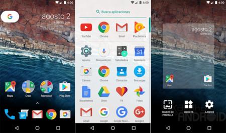 Se filtra Nexus Launcher, ya puedes probar el lanzador de aplicaciones de los nuevos Nexus