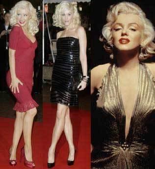 Como vestir como Marilyn
