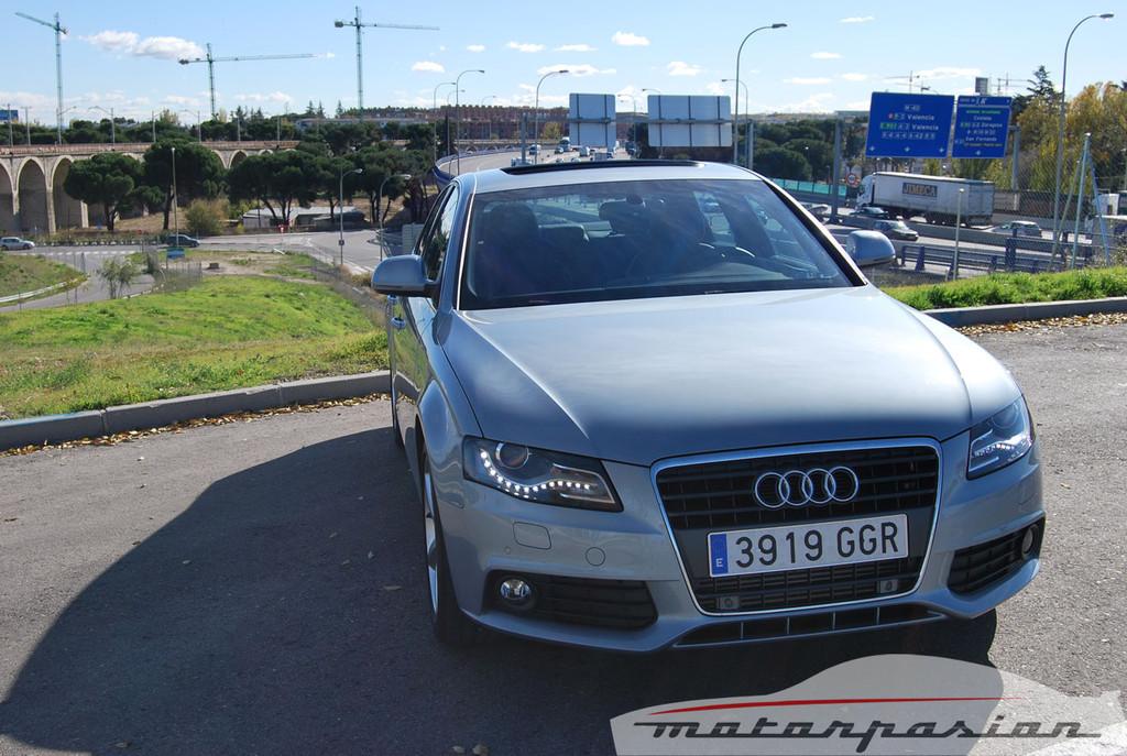 Audi A4 2 0 Tdi Multitronic Prueba 50 52