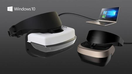 Realidad Virtual Windows 10