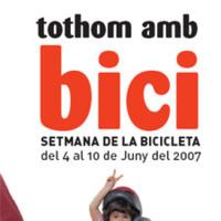 Semana de la bicicleta de Barcelona