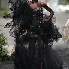Foto 5 de 20 de la galería alek-wek-de-refugiada-sudanesa-a-supermodelo en Trendencias