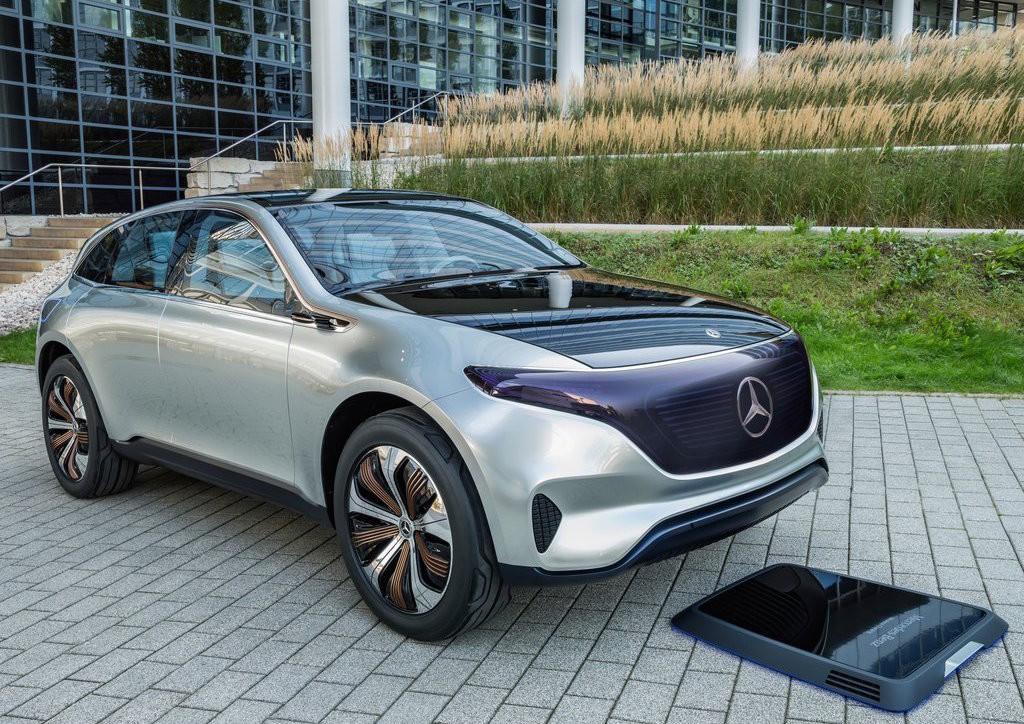 Foto de Mercedes-Benz Generation EQ Concept (8/11)
