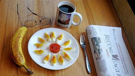 Proteínas no lácteas en el desayuno