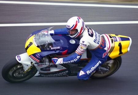 Eddie Lawson Honda