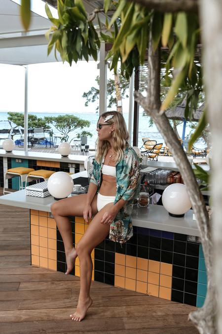 Look Playa Camisa Bikini 03