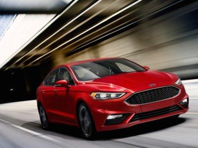 Nuevo Ford Fusion, porque sin V6 es difícil sentirse americano