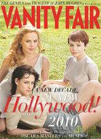 Kristen Stewart, Amanda Seyfried y otras nuevas promesas en Vanity Fair