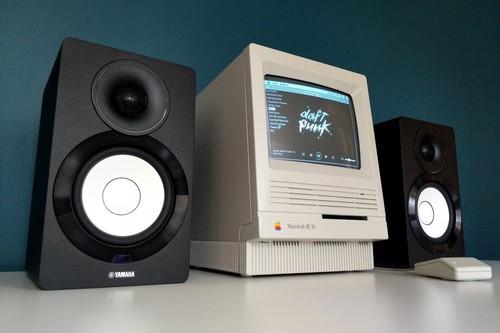 Este genio ha hecho funcionar Spotify en un Macintosh SE/30, un ordenador de casi tres décadas