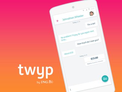 ING seguirá apostando por Twyp en España, a pesar de su cierre en Holanda