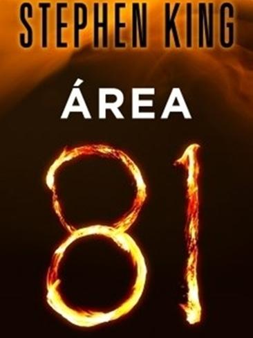 'Área 81', lo nuevo de Stephen King que sólo podrás leer en e-book