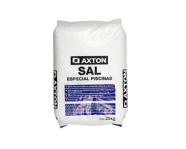 Saco de sal granulada