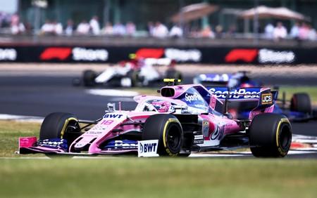 Stroll Silverstone F1 2019